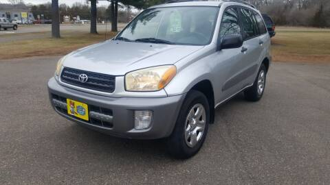 2002 Toyota RAV4 for sale at Shores Auto in Lakeland Shores MN