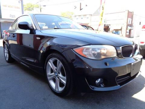 2012 BMW 1 Series for sale at Best Choice Auto Sales Inc in New Bedford MA