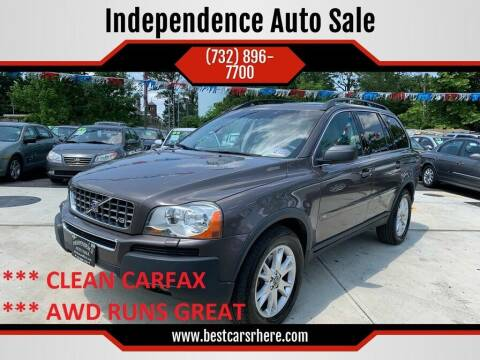 2005 Volvo XC90 for sale at Independence Auto Sale in Bordentown NJ