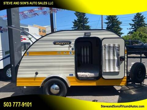 2016 Riverside Retro Jr 509 for sale at Steve & Sons Auto Sales in Happy Valley OR