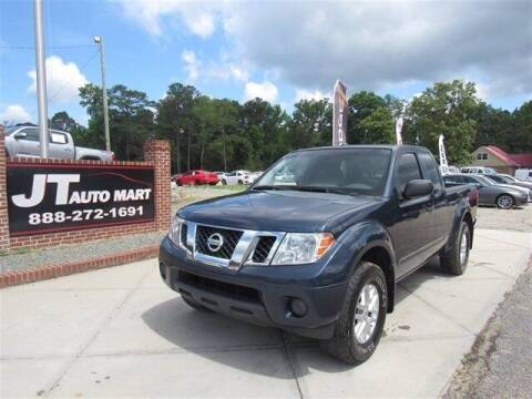 2015 Nissan Frontier for sale at J T Auto Group in Sanford NC