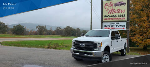 2017 Ford F-250 Super Duty for sale at City Motors in Mascot TN