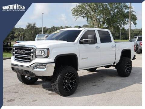 2017 GMC Sierra 1500 for sale at BARTOW FORD CO. in Bartow FL