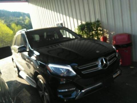 2017 Mercedes-Benz GLE for sale at Tim Short Auto Mall in Corbin KY