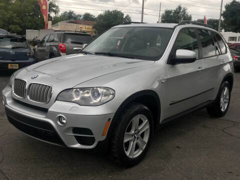 2012 BMW X5 for sale at Capitol Auto Sales in Lansing MI