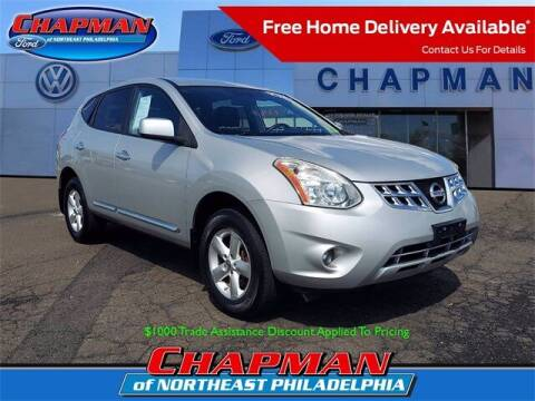2013 Nissan Rogue for sale at CHAPMAN FORD NORTHEAST PHILADELPHIA in Philadelphia PA