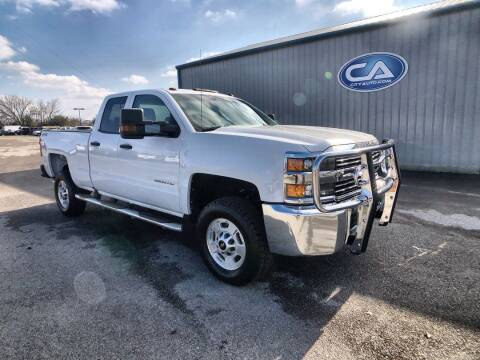 2018 Chevrolet Silverado 2500HD for sale at Spuds City Auto in Murfreesboro TN