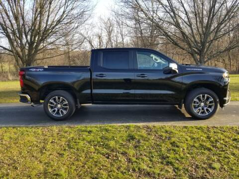 2020 Chevrolet Silverado 1500 for sale at M & M Auto Sales in Hillsboro OH