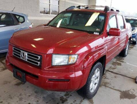 2006 Honda Ridgeline for sale at L & S AUTO BROKERS in Fredericksburg VA