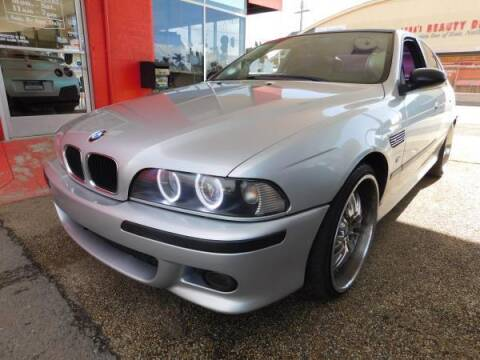 1999 BMW 5 Series for sale at Phantom Motors in Livermore CA