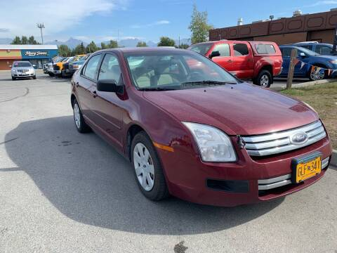2007 Ford Fusion for sale at Freedom Auto Sales in Anchorage AK