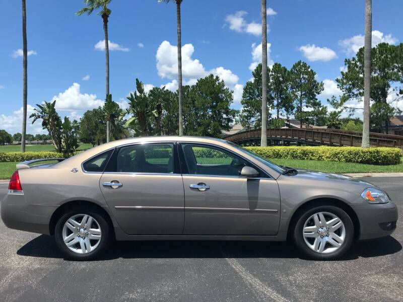 2007 Chevrolet Impala for sale at Jeep and Truck USA in Tampa FL