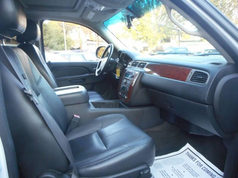 2013 Chevrolet Tahoe 4x4 LT 4dr SUV - Roseville CA