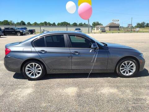 2018 BMW 3 Series for sale at C & H AUTO SALES WITH RICARDO ZAMORA in Daleville AL