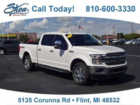 2018 Ford F-150 for sale at Jamie Sells Cars 810 in Flint MI