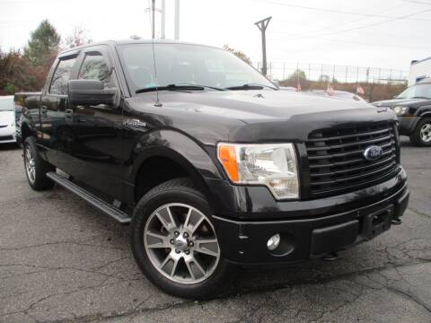 2014 Ford F-150 for sale at Unlimited Auto Sales Inc. in Mount Sinai NY