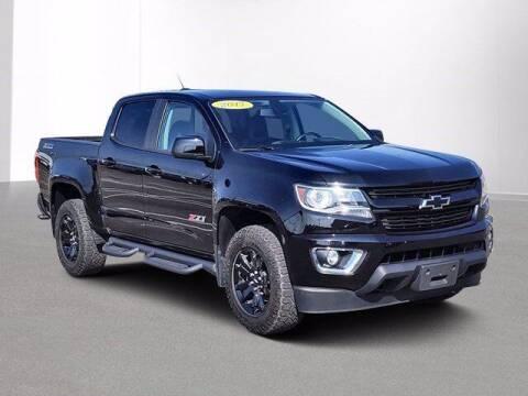 2017 Chevrolet Colorado for sale at Jimmys Car Deals at Feldman Chevrolet of Livonia in Livonia MI
