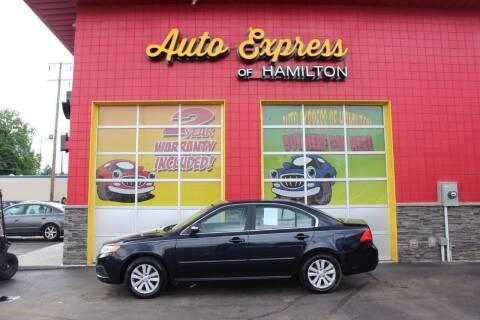 2010 Kia Optima for sale at AUTO EXPRESS OF HAMILTON LLC in Hamilton OH
