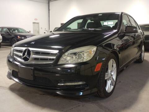 2011 Mercedes-Benz C-Class for sale at MULTI GROUP AUTOMOTIVE in Doraville GA