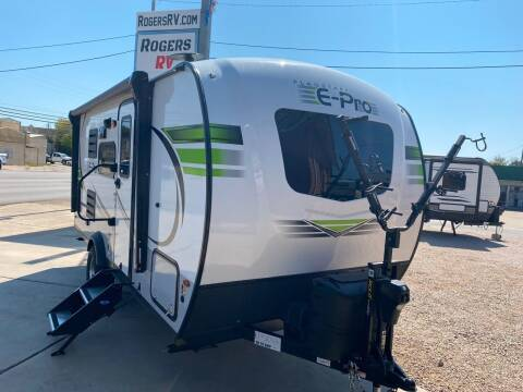 2021 Flagstaff 19BH for sale at ROGERS RV in Burnet TX