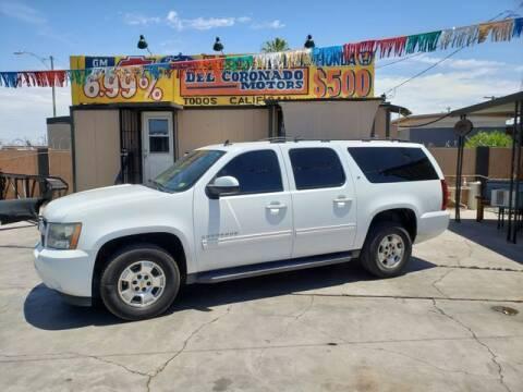 2011 Chevrolet Suburban for sale at DEL CORONADO MOTORS in Phoenix AZ