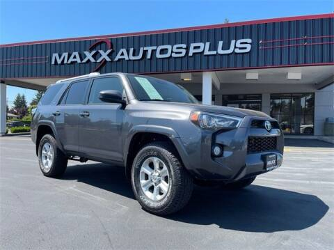 2016 Toyota 4Runner for sale at Maxx Autos Plus in Puyallup WA