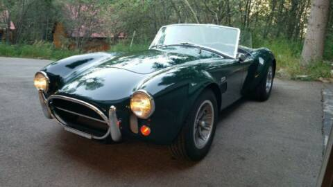 2004 Shelby Cobra for sale at Classic Car Deals in Cadillac MI
