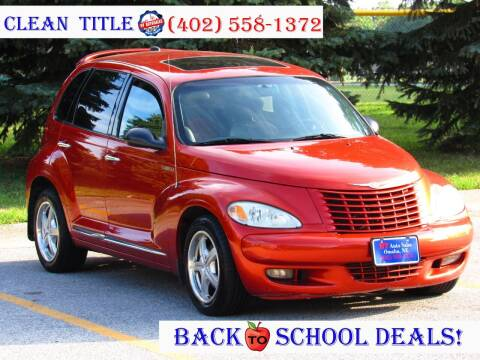 2003 Chrysler PT Cruiser for sale at NY AUTO SALES in Omaha NE