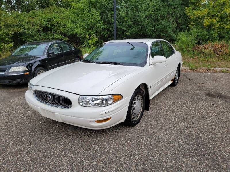 2002 Buick LeSabre for sale at Fleet Automotive LLC in Maplewood MN