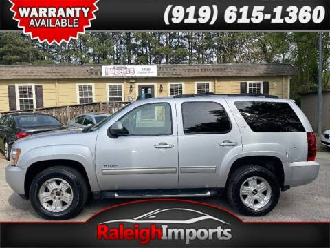 2011 Chevrolet Tahoe for sale at Raleigh Imports in Raleigh NC