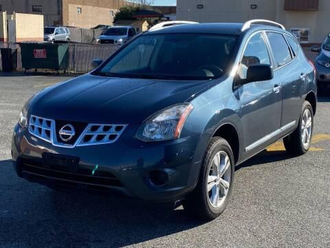 2015 Nissan Rogue Select for sale at MAGIC AUTO SALES - Magic Auto Prestige in South Hackensack NJ