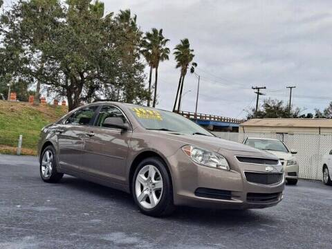 2010 Chevrolet Malibu for sale at Select Autos Inc in Fort Pierce FL