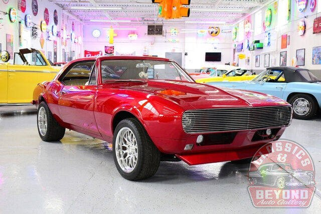 1967 Chevrolet Camaro for sale at Classics and Beyond Auto Gallery in Wayne MI