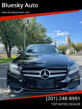 2015 Mercedes-Benz C-Class for sale at Bluesky Auto in Bound Brook NJ