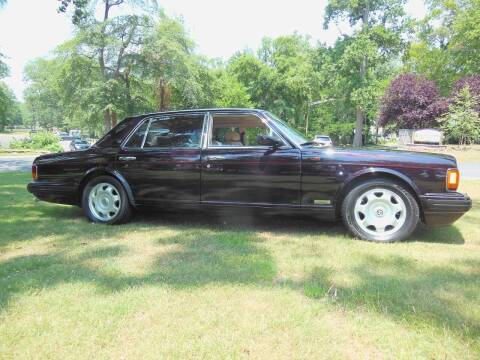 1997 Bentley Brooklands, Long Wheel Base for sale at PALMA CLASSIC CARS, LLC. in Audubon NJ