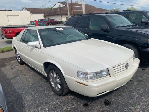 2000 Cadillac Eldorado for sale at Trocci's Auto Sales in West Pittsburg PA
