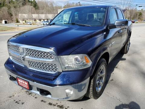 2013 RAM Ram Pickup 1500 for sale at AUTO CONNECTION LLC in Springfield VT