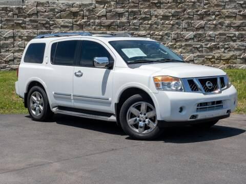 2012 Nissan Armada for sale at Car Hunters LLC in Mount Juliet TN