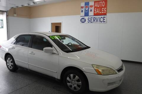2006 Honda Accord for sale at 777 Auto Sales and Service in Tacoma WA
