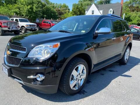 2015 Chevrolet Equinox for sale at SETTLE'S CARS & TRUCKS in Flint Hill VA