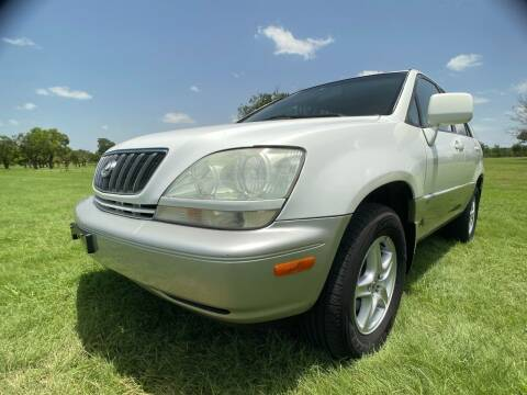 2003 Lexus RX 300 for sale at Carz Of Texas Auto Sales in San Antonio TX