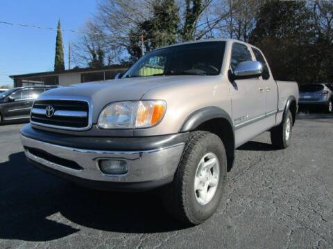 2000 Toyota Tundra for sale at Lewis Page Auto Brokers in Gainesville GA