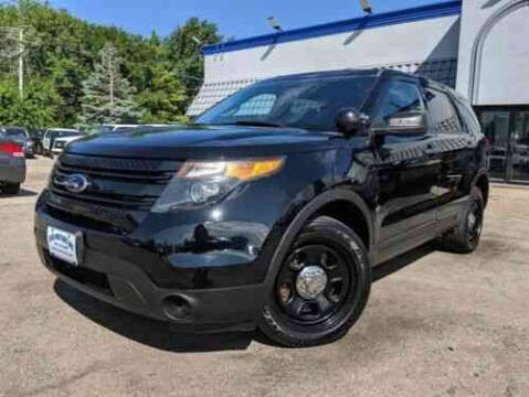 2013 Ford Explorer for sale at Government Fleet Sales in Kansas City MO