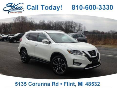 2018 Nissan Rogue for sale at Jamie Sells Cars 810 - Linden Location in Flint MI