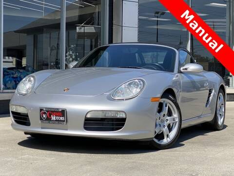 2006 Porsche Boxster for sale at Carmel Motors in Indianapolis IN