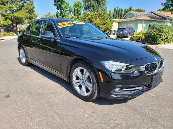 2017 BMW 3 Series for sale at CAR CITY SALES in La Crescenta CA