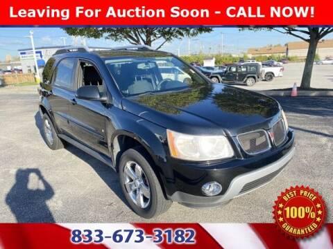 2008 Pontiac Torrent for sale at Glenbrook Dodge Chrysler Jeep Ram and Fiat in Fort Wayne IN