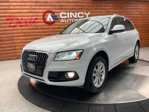 2014 Audi Q5 for sale at Dixie Motors in Fairfield OH
