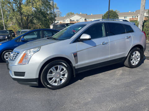2014 Cadillac SRX for sale at All In Auto Inc in Palatine IL