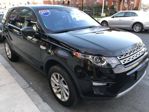 2017 Land Rover Discovery Sport for sale at Carlider USA in Everett MA